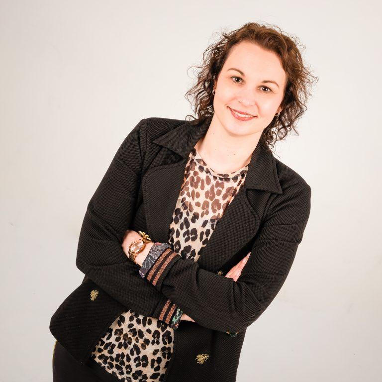 Online professional Mieke Klokgieters van VA Business Academy