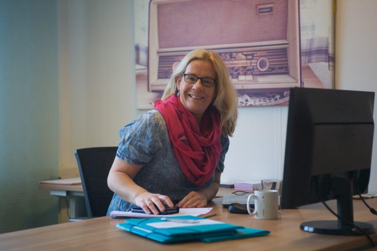 Online professional Esther Krook van VA Business Academy