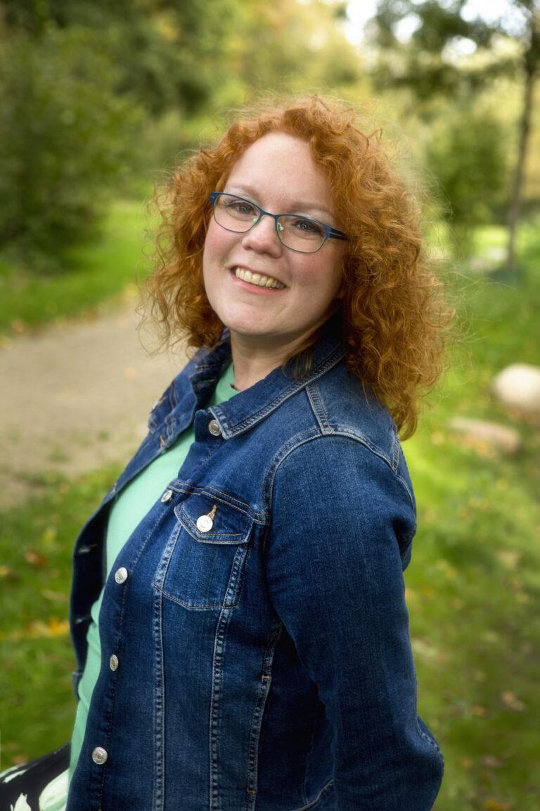 Online professional Jessica Brinkert van VA Business Academy