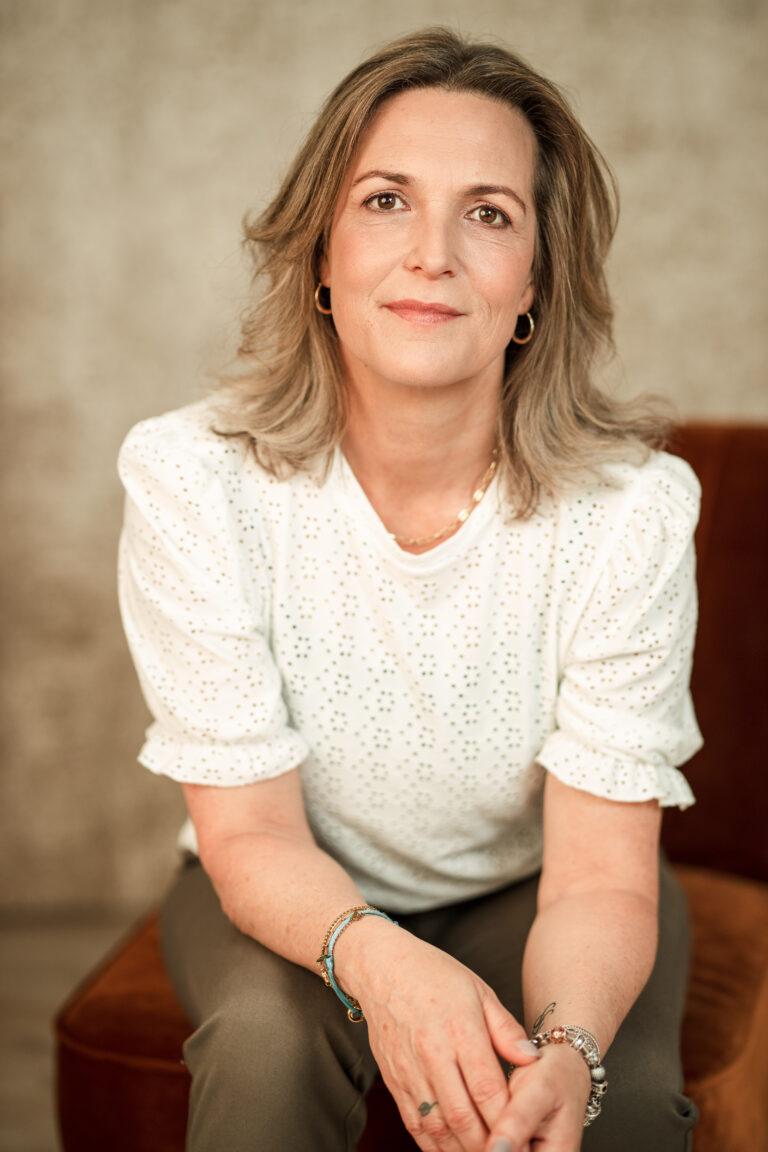 Online professional Petra van den Ende van VA Business Academy